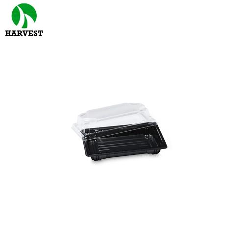 Harvest Hp-00 Small Disposable Plastic Sushi Containers