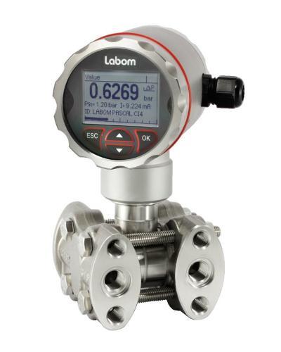 Differenzdruckmessumformer PASCAL Ci4 Delta P