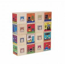 """Houseroom"" Cubes"