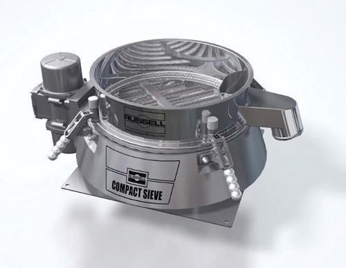 Vibratory Screener - Russell Compact Sieve®
