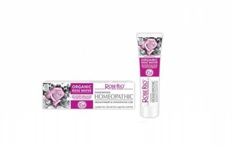 Dentifrice Rose Homeopathie, 65 Ml