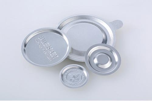 Aluminium-Siegelverschlüsse, vorgeformt