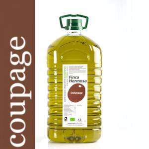 Finca Hermosa biologisch extra vierge Olijfolie 5 ltr