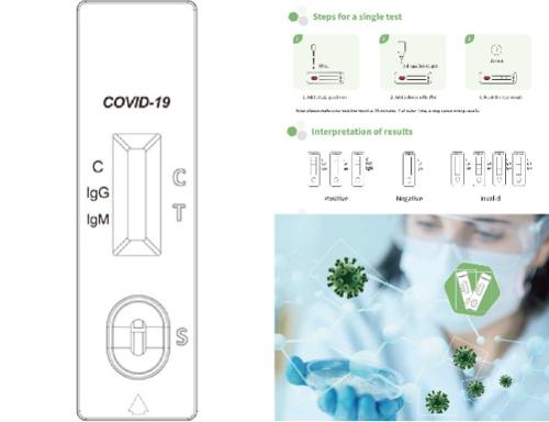 SARS CoV 2 IgM/IgG Rapid Test