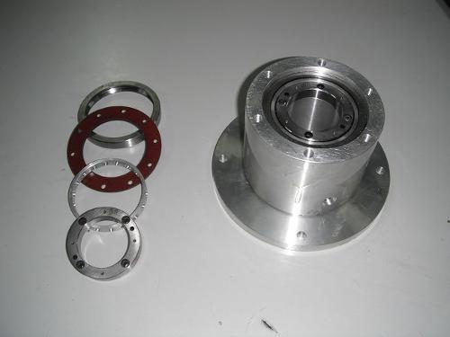 Rodamiento magnético pasivo