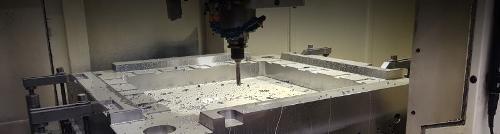 CNC obdelava orodnih plošč