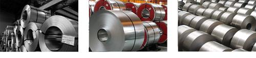 Hot Rolled Coils/Sheets (HRC)