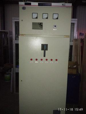 Complete set of electrical equipment