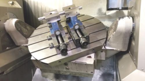 CNC-Zerspannung
