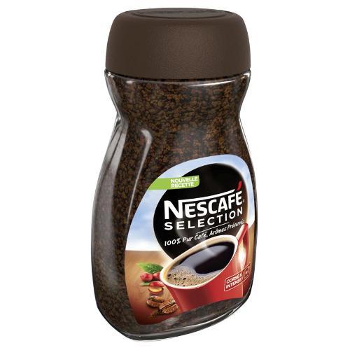 Café 100% pur Selection 100g - NESCAFE