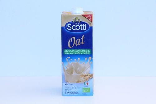 Scotti Organic Oat Drink With Calcium 1l