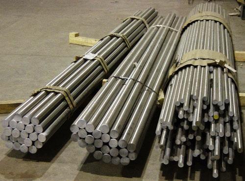 Duplex Steel Round bars (UNS S32205, F60, 2205, 1.4462)