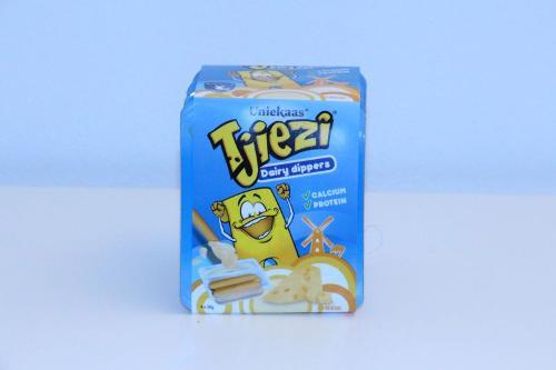 UNIEKAAS Tjiezi dairy dippers Cheese 4 pcs