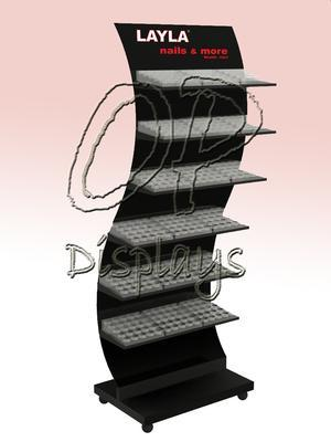 Cosmetic Vertical Racks