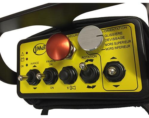 Radiocommande Hélice