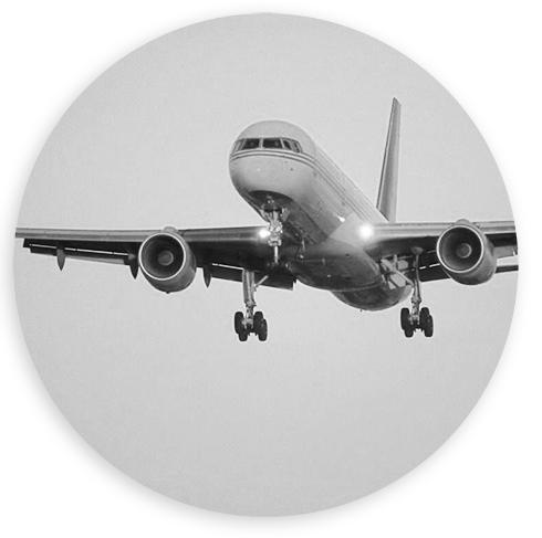 fret aérien sur mesure