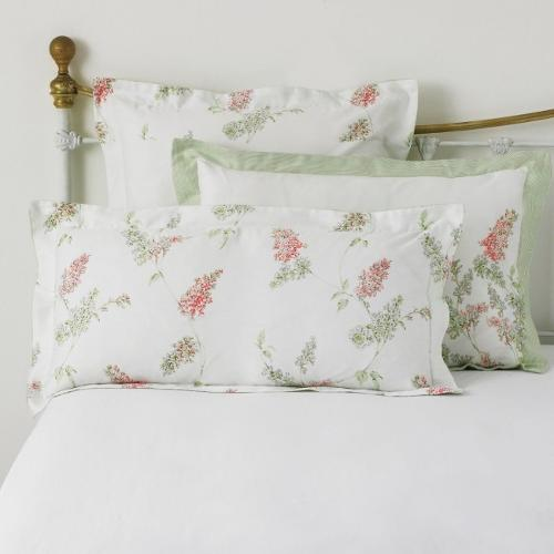 Egyptian Cotton Rosebay Sateen Pillowcase