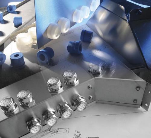 PFLITSCH konfektioniert Metall-Kanäle zu fertigen Baugruppen