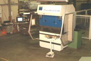 1 TRUMPF bending press