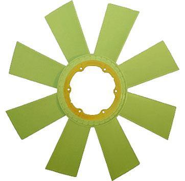 fan blade, fan cooling, plastic fan
