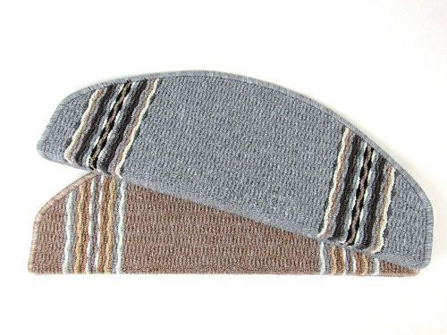 Stufenmatten passend zur Läuferware