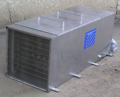 Установки очистки и дезодорации вентиляционных выбросов