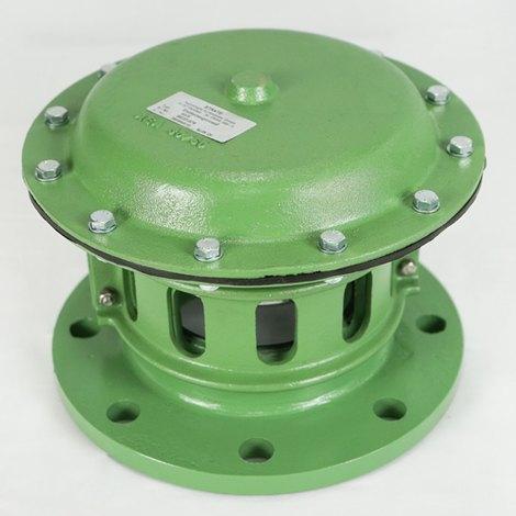STRATE EVA Relief valve