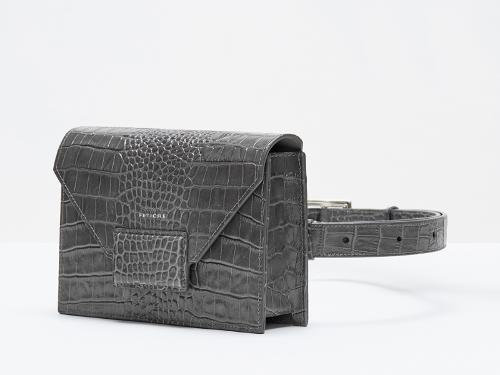 Waist Bag / Crossbody Foggy Grey