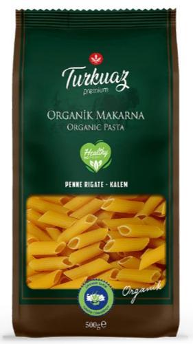 Turkuaz Premium Organic Penne Rigate Pasta