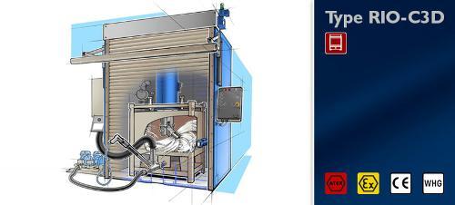 Washing machine type RIO-C3D