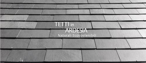 coperture tetto ardesia Italiana