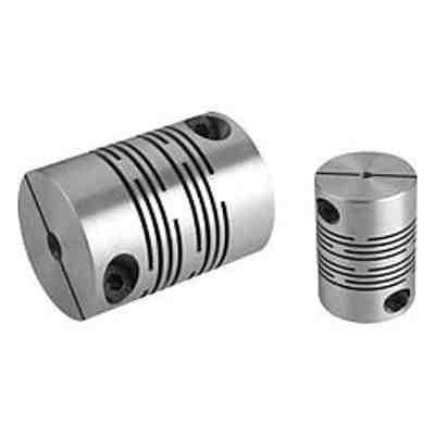 Accouplement moyeu à serrage radial, aluminium