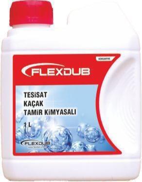 Flexdub Kaçak Tamir Kimyasalı