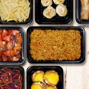 Container 275 for  hot  &cold  food
