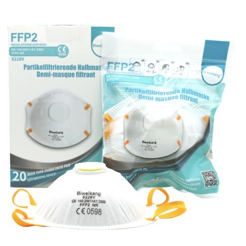 BWK-8228V-FFP2 NR Face Mask