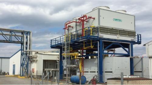 MCE Condenseur industriel