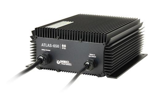 MEC ATLAS-650 IP65 Waterproof Charger