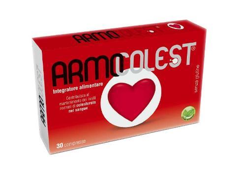 armocolest integratore colesterolo