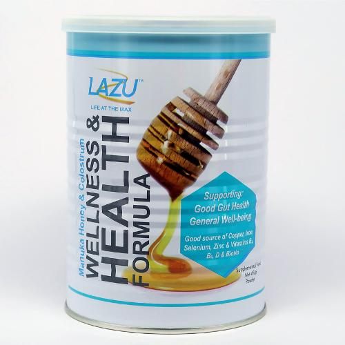 Lazu - Wellness & Health Formula