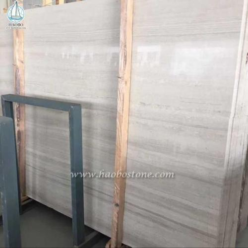 Wooden Vein Marble Slabs Tiles