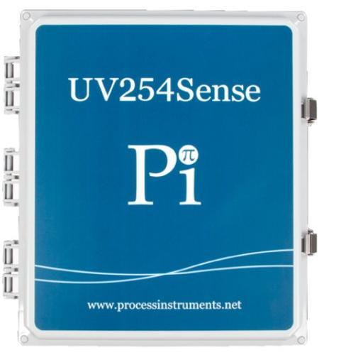 Analizzatore UV254 - UVA/UVT dell'acqua
