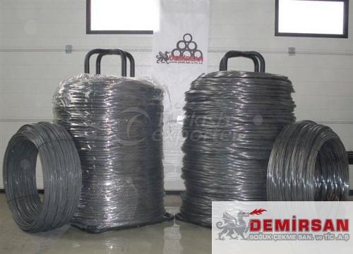 Phosphated Steel Wires