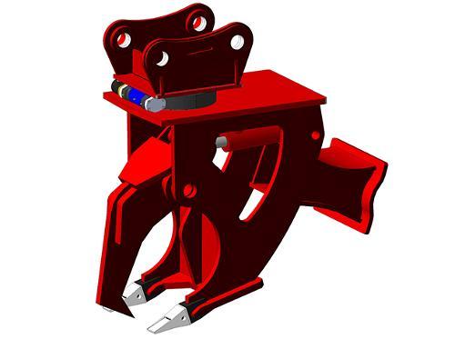Гидравлический корчеватель Impulse FSH-1200