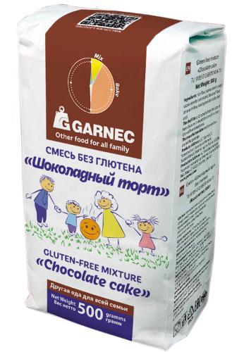 Gluten-free Mixture «chocolate Cake»