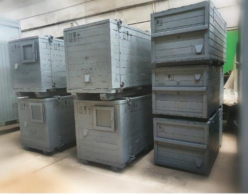 Тара и промышленные контейнеры