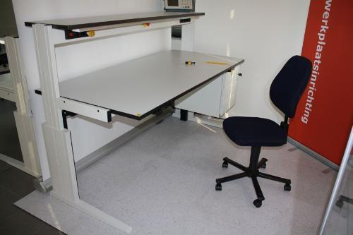 Flexiline ESD-werktafel