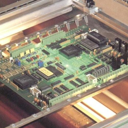 Montaje de circuitos electrónicos
