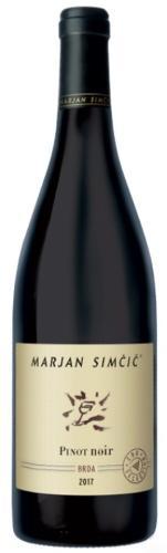 Pinot Noir 2017 Marjan Simcic