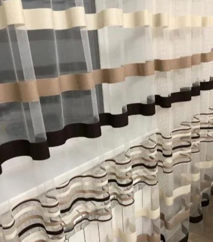 Готовая тюль в зал
