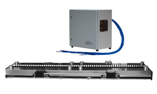 Multiplexed NIR Spectrometer